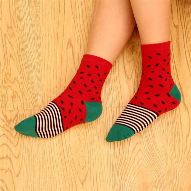 Fruit Socks 6