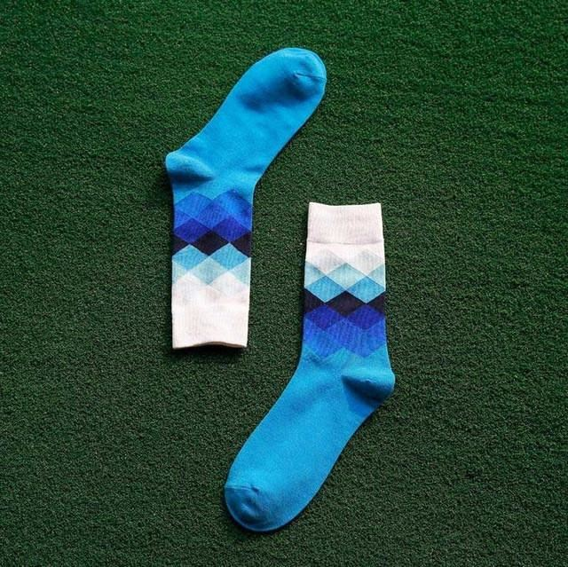 Happy Business Socks 6 / One Size