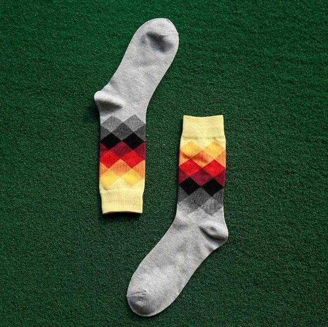 Happy Business Socks 7 / One Size