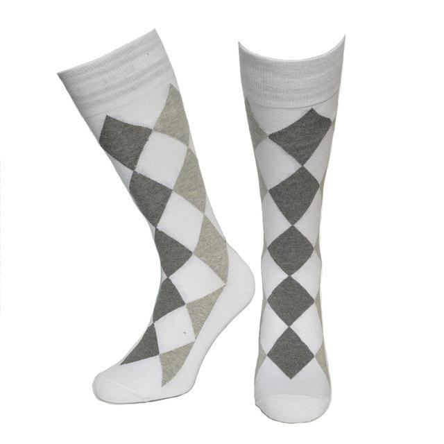 Happy Stylish Socks As Picture 13