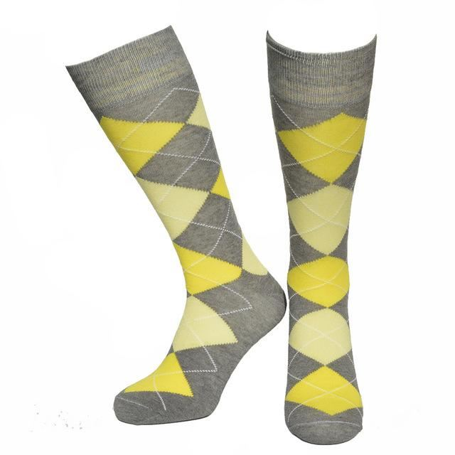 Happy Stylish Socks As Picture 19