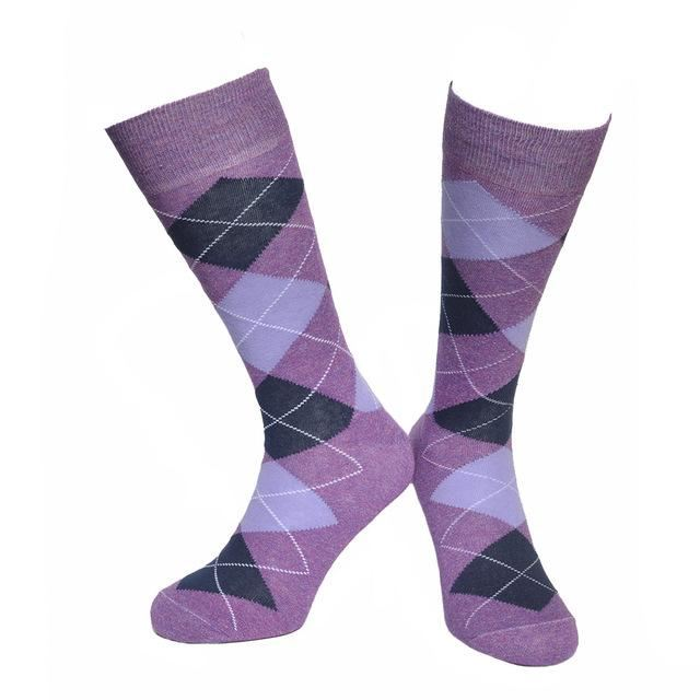 Happy Stylish Socks As Picture 20