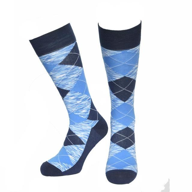 Happy Stylish Socks As Picture 3