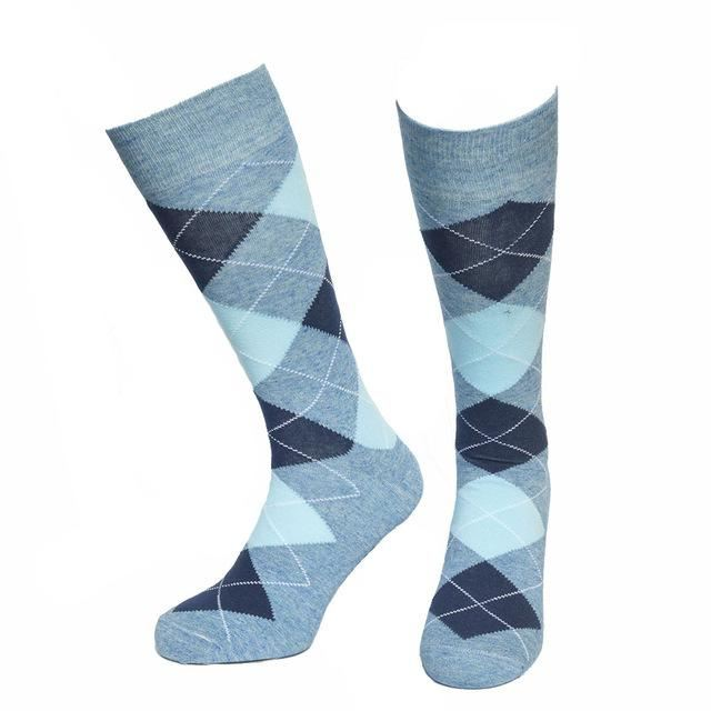 Happy Stylish Socks As Picture 6
