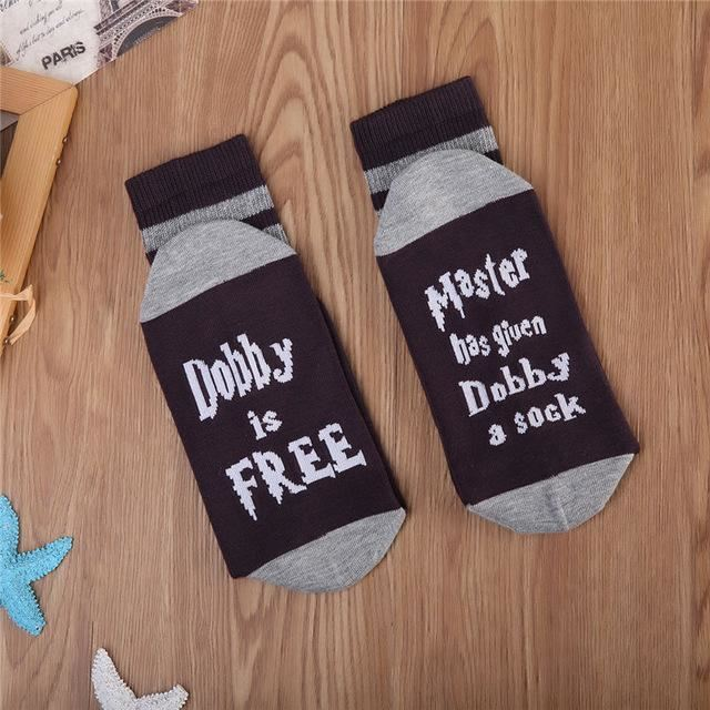 Master Has Given Dobby Socks Model 4