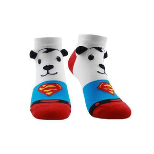 Powerful Superhero Socks Superman 1 / One Size