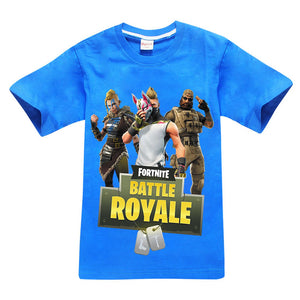 Fortnite 3D Kids T-Shirt