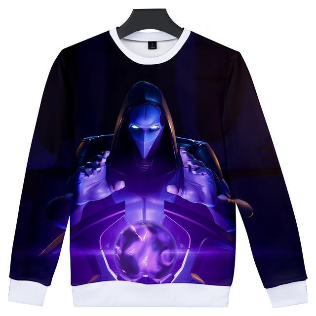 Fortnite Junkie Sweatshirt