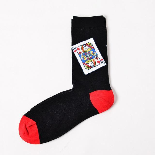 Retro Art Socks 15 / One Size