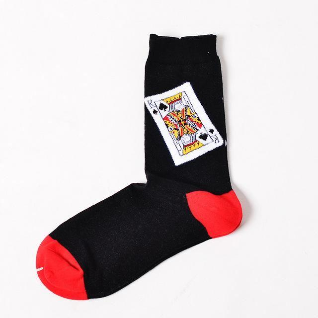 Retro Art Socks 16 / One Size