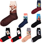 Retro Art Socks