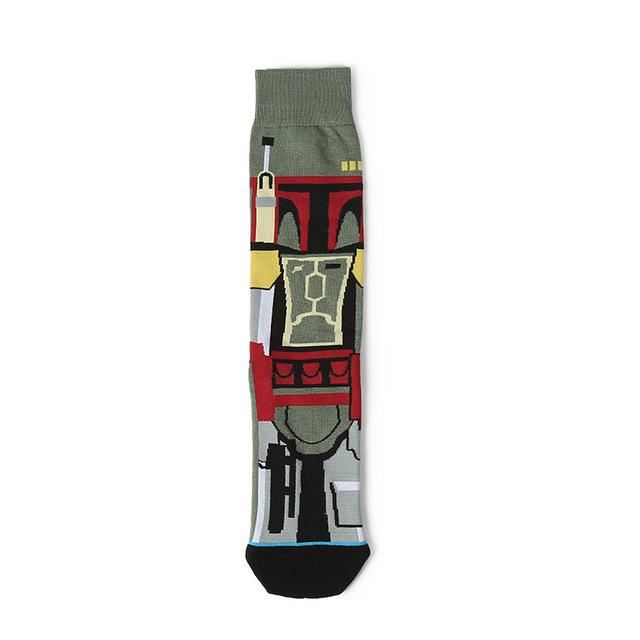 Star Wars Socks Color 1 / One Size