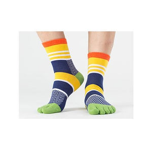 Stripe Toe Socks 2 / One Size