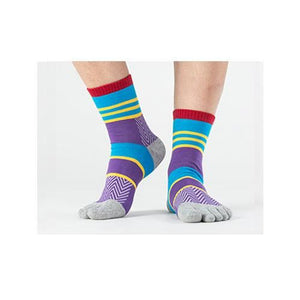 Stripe Toe Socks 5 / One Size