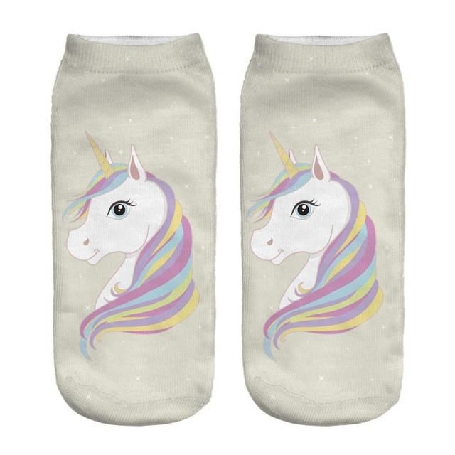 Unicorn Socks 2