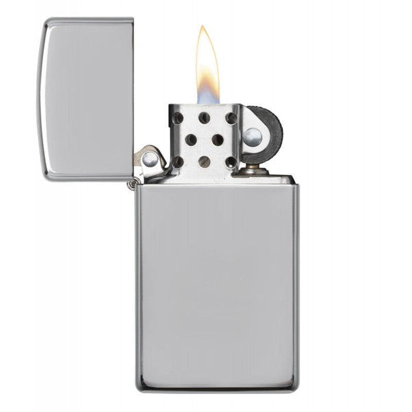 Zippo Slim High Polished Chrome 1610