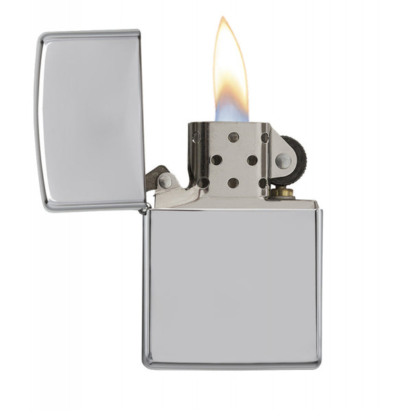 Zippo High Polished Chrome 250