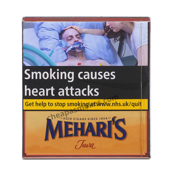 Agio Meharis Java Cigars