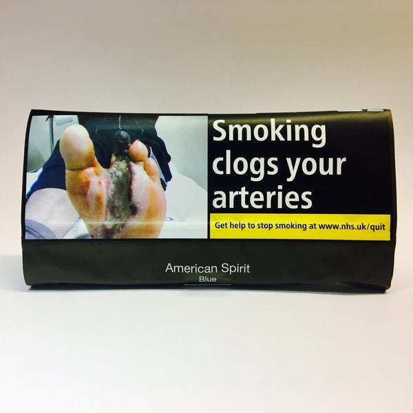American Spirit Tobacco Blue 30gm