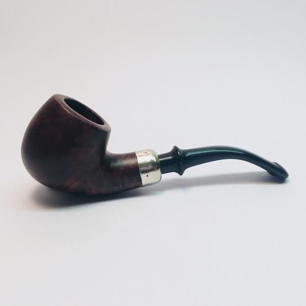 Baby Wellbent Smooth Small Bent Briar Pipe