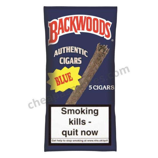 Backwoods Blue (Vanilla) Cigars
