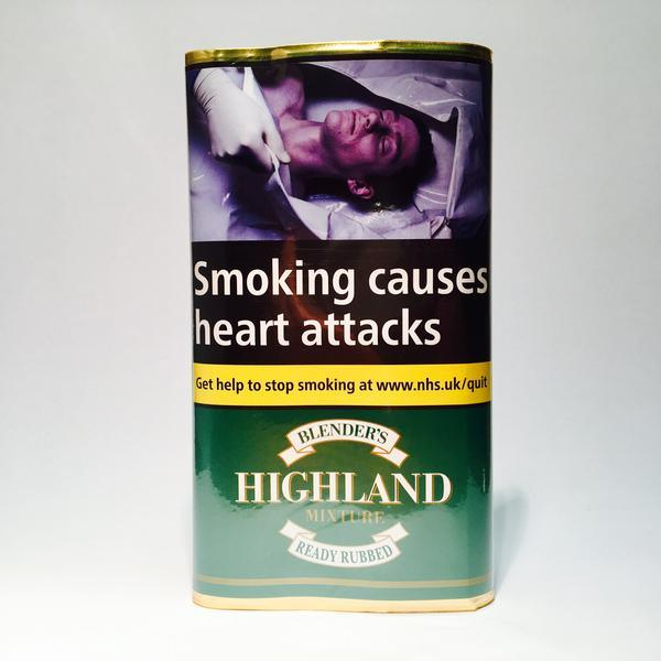 Blenders Highland Mixture Pipe Tobacco