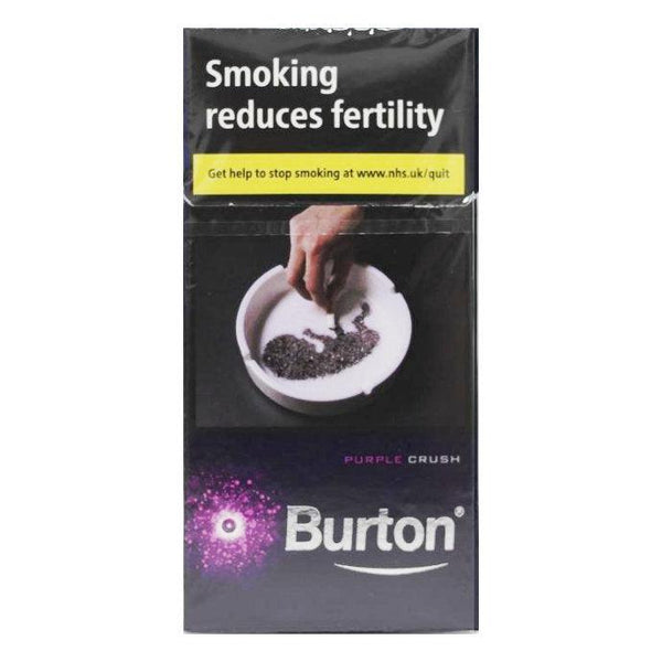Burton Purple Crushball Cigarillos