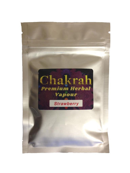 Chakrah Shisha Strawberry 50gm