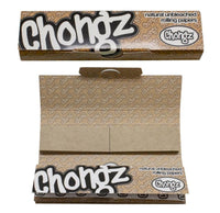 Chongz Unbleached Natural Papers
