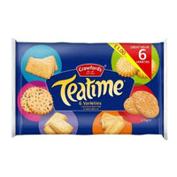 Crawford's Teatime Biscuits Selection Box
