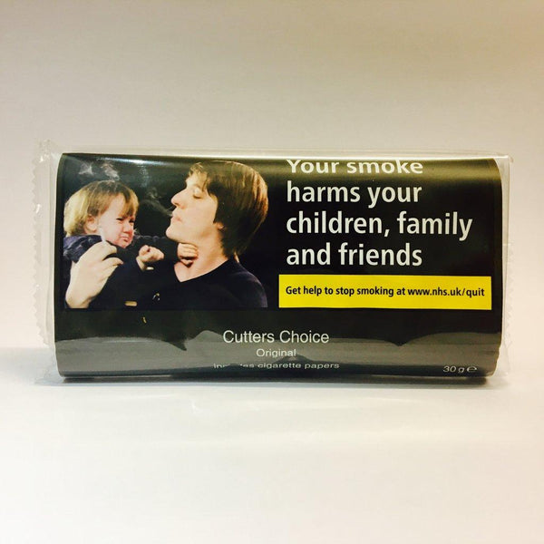 Cutters Choice Original 30gm Tobacco