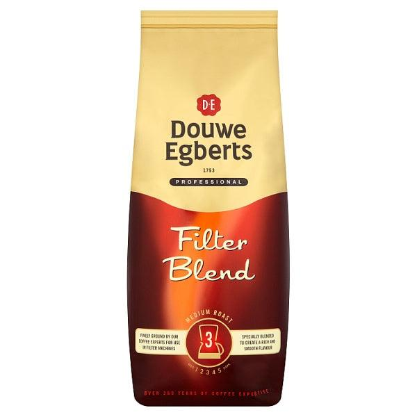 Douwe Egberts Ground Filter Coffee 1kg