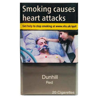 Dunhill Red King Size Cigarettes