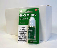 Cloud9 E-Liquid 18mg