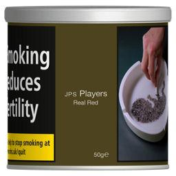 JPS Players 50gm Volume Tobacco