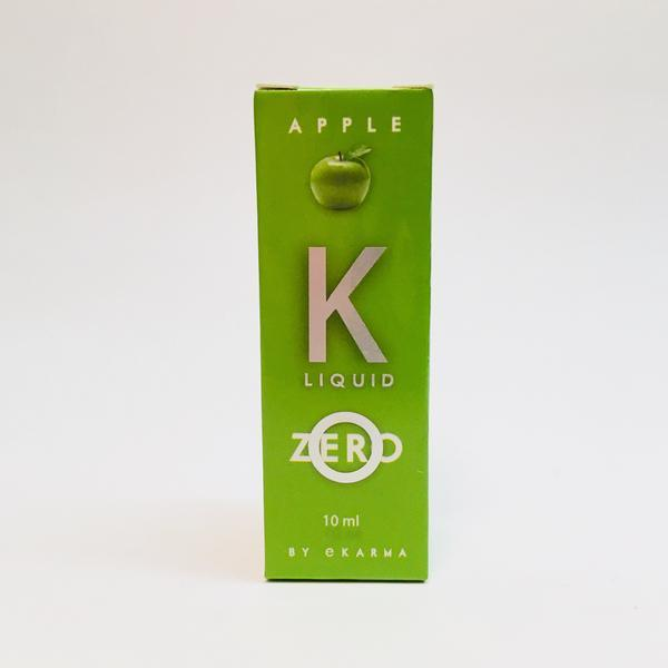 K Liquid Apple Zero