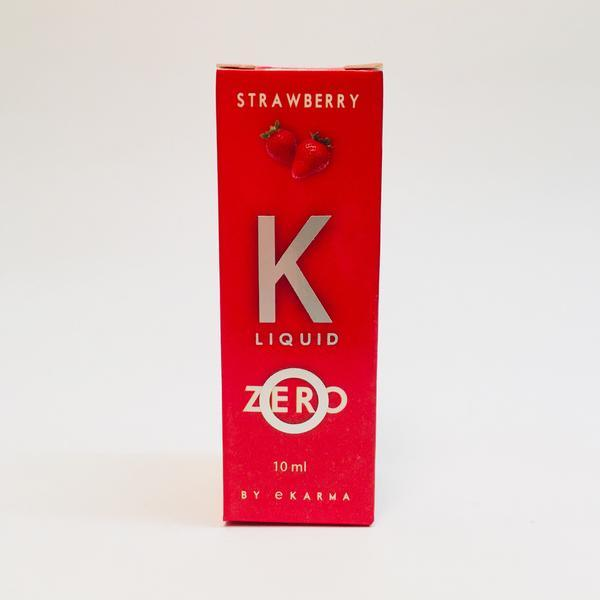 K Liquid Strawberry Zero