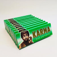 Karma Green Cigarette Papers