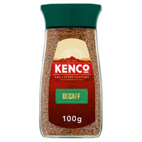 Kenco Decaff Instant Coffee 100g
