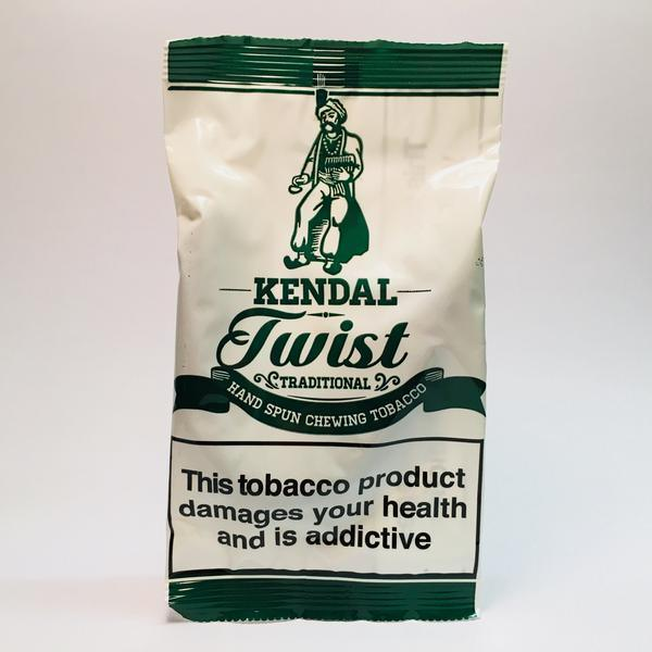 Kendal Black XXX Twist Pipe Tobacco 25g