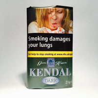Kendal Dark Shag Smoking Tobacco 25gm