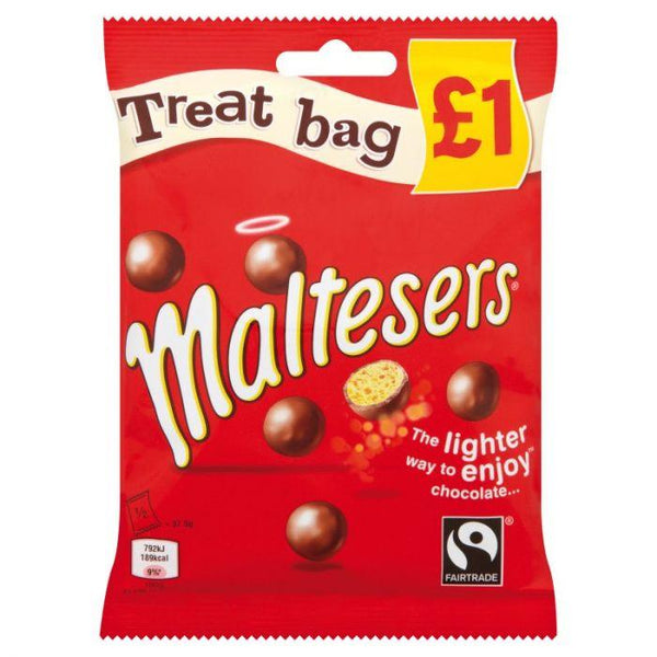 Maltesers Chocolate Treat Bags