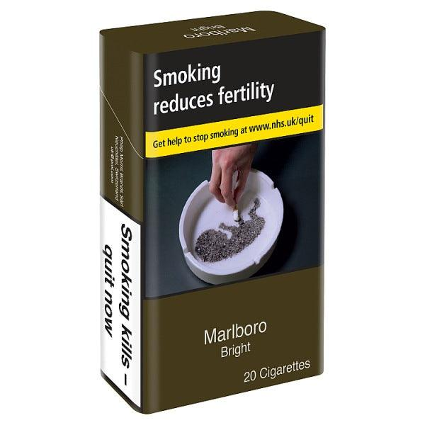 Marlboro Bright King Size Cigarettes