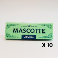 Mascotte Original Quality Perforated Regular Rolling Papers