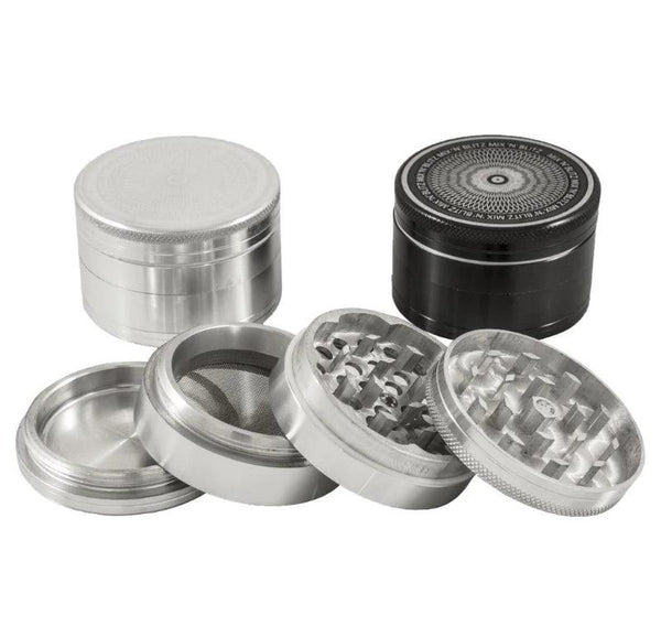Mix and Blitz Grinder 4 Part