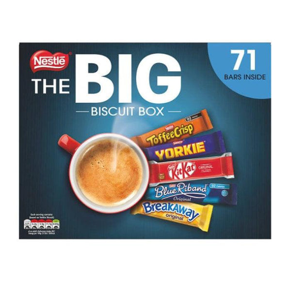 Nestle The Big Box Pack Of 71 Biscuits
