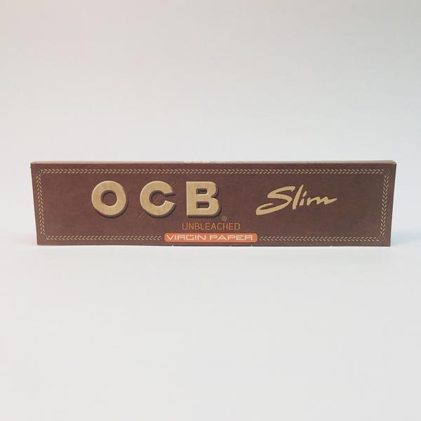 OCB King Size Slim Virgin Rolling Papers