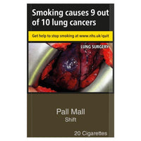 Pall Mall Shift King Size Cigarettes