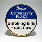 Peterson University Flake 50gm Pipe Tobacco