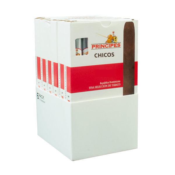Principes Chicos Red (Cherry) Flavoured Cigars